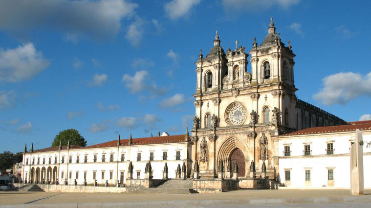 The abbey of Alcobaça